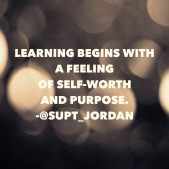 Learning Starts With